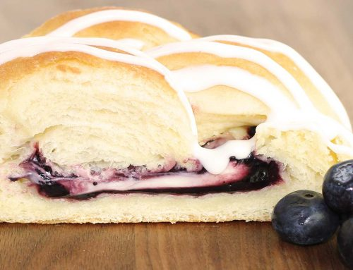 Blueberry & Cream Cheese